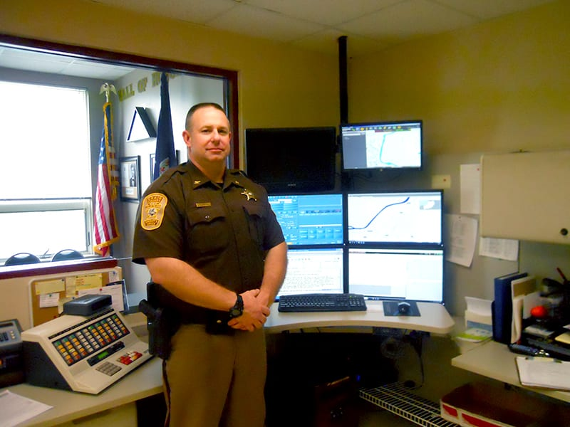 New dispatch system for Sheriff's Office - Mountain Media News