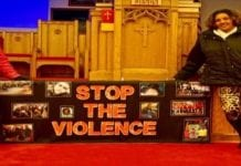Stop the Violence Walk part of Dillard's vision for community