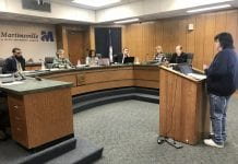 Traffic safety highlighted at meeting
