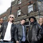Royal Southern Brotherhood headlines at Poor Farm Fest on Sept 7 - Yonrico Scott (left), Devon Allman, Mike Zito, Cyril Neville and Charley Wooten