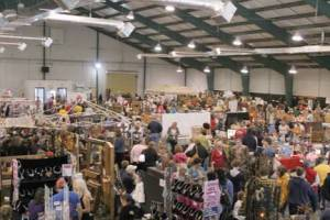 2012 Arts and Craft Fair at State Fairground