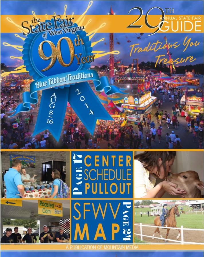 2014 WV State Fair Guide