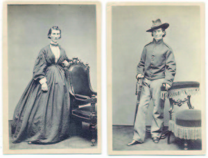 """A Grand Convulsion in Society: Cameos of Civil War Women in Song and Story"" recounts the multifaceted stories of the women of the American Civil War, like Frances Clalin Clayton who disguised herself as a man named Jack Williams in order to fight alongside her husband for Union forces."