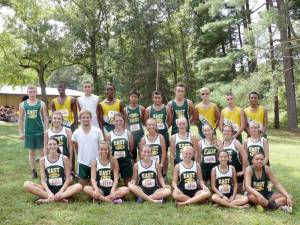 The Greenbrier East High School cross country team will host the AAA Region III cross country meet Thursday, Oct. 23, at 1 p.m.