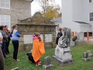 Tombstone Tours by Greenbrier Historical Society