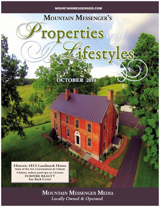 Properties and Lifestyles. October 2014