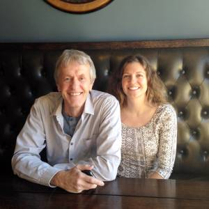 Colin Rose and Paula Thomas have recently opened their new bar, The Asylum.