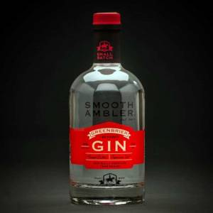 Smooth Ambler's Greenbrier Gin gets ready for its close-up, as the Maxwelton distillery gets ready to take on Hollywood.