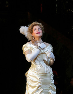 Renée Fleming in the title role of Hanna
