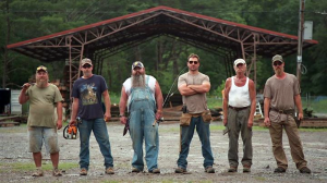 Barnwood Builders, starring Lewisburg's Mark Bowe, will return for its second season on Sunday night, Mar. 8. Tune into DIY at 9 p.m. to catch up with the Antique Cabins and Barns crew.