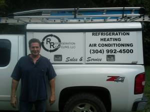 Michael Monte of Refrigeration Recycling