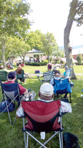 Main Street White Sulphur Springs Summer Music Festival at Old Mill Park