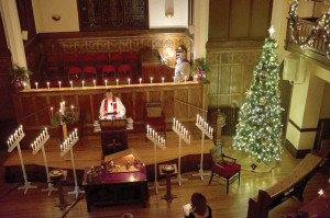 Ronceverte Presbyterian Church welcomes you to its Christmas services.