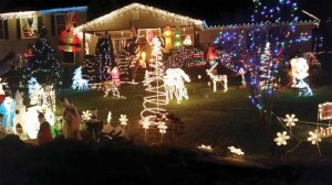 Christmas glows in the Richlands