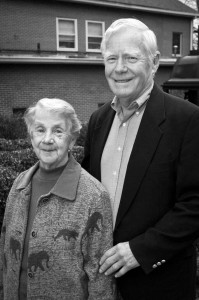 Cleve and Ann Benedict