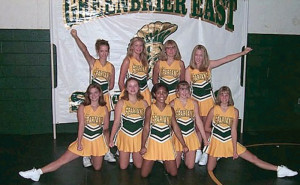 GEHS Cheerleaders