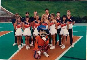 UVA Cheerleaders