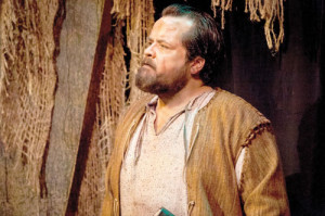 Eric Fritzius in Greenbrier Valley Theatre's 2014 production of Man of La Mancha (Photo by 84 Agency / Courtesy Greenbrier Valley Theatre)