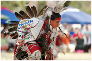 A tribal gathering will be held in downtown Lewisburg on May 20-21.
