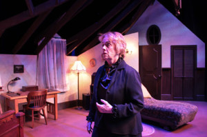 """Pamela Paul in Greenbrier Valley Theatre's production of """"Veronica's Room"""" (Photo courtesy Greenbrier Valley Theatre)"""