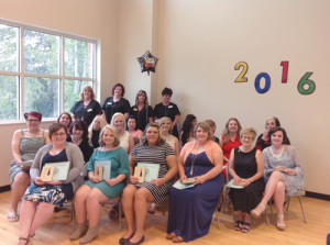 Cosmetology students graduate from NRCTC