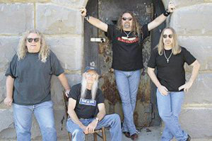 Kentucky Headhunters will entertain at Bridge Day concert
